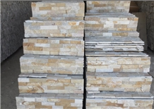 Natural Stone Wall Cladding Ledge Stone Tiles