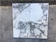 Arabescato Carrara Marble Tiles