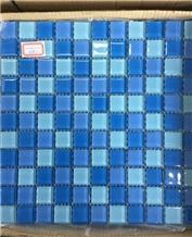 Fargo Amazing Glass Mosaic Tiles for Pools