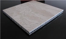 Marble Aluminium Honeycomb Panel,Composite Tile