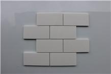 Greece Thassos White, Marble Mosaics