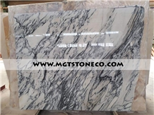 Persian Arabescato Marble Slabs