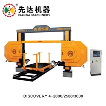 Diamond Wire Cutting Saw Machine