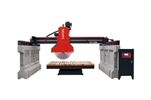 Dafon Infrared Bridge Granite Saw Cutting Machine