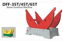 Dafon Turnover Machine for Granite/Marble Block