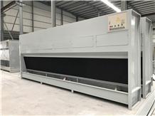 Floor Cleaning Machine for Granite Slicing