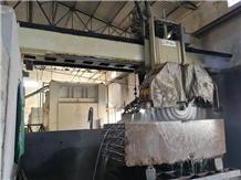 Granite-Slabs Multi-Blade Trimming Machine