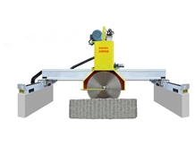 Multi-Blade Bridge Blocks Cutting Machine