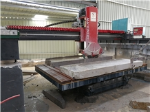 Slab Bridge Edge Cutting Machine