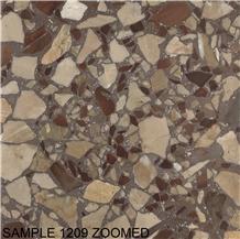1209 Terrazzo Tile, Cement Tile
