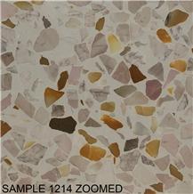 1214 Terrazzo Tile, Cement Tile