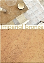 Imperial Bronze Marble Slabs & Tiles
