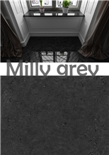 Milly Grey Limestone Slabs & Tiles