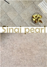 Sinai Pearl Limestone Slabs & Tiles