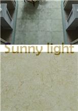 Sunny Light Marble Slabs & Tiles