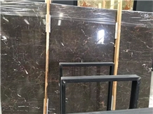 Noir Chihigue Marble Slabs Wall Tiles Pattern
