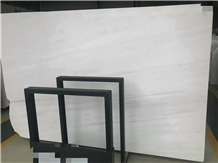 Xinyashi White Marble Slabs Tiles Polish