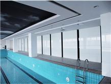 Polished White Nano Panel for Swimming Pool Tiles