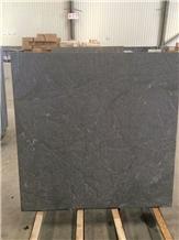 Jet Mist Granite Wall Cladding Honed Finish