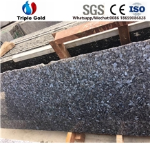 Royal Blue Pearl Granite Prefab Countertops