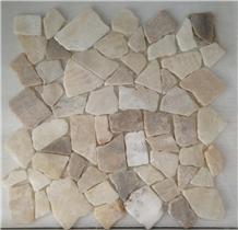 Bali Onyx Mosaic Tile Backsplash Onyx Wall Mosaic
