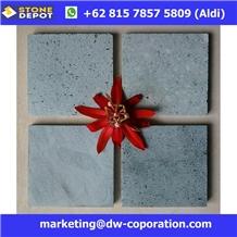 Sukabumi Green Stone Tiles
