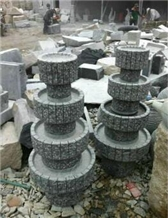Exterior Water Feature for Garden Decoration