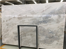 Namibian Sky Blue Marble Tiles Slabs Wall Floor