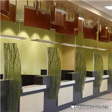 Transtones Acrylic Sheet Bathroom Decorative Panel