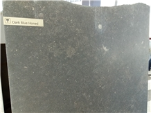 Hainaut Blue Limestone Dark Blue Honed Slabs