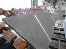 Hubei New G603 Granite Small Granite Slabs
