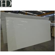Artificial Pure White Quartz Slabs