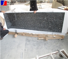 Polished Silver Pearl Granite Norway Labrador Tops