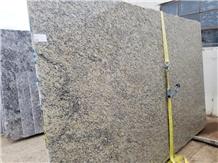Giallo Santa Cecilia Granite Slabs