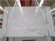 Bianco Venus Marble Slab