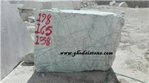 Spider White Marble Blocks