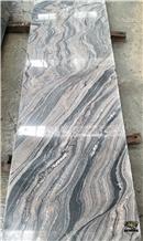 China Juparana Polished Granite Bath Tops