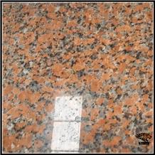 G562 Maple Red Granite