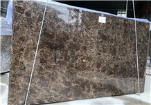 Spanish Dark Emperador Slabs