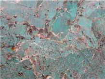 Amazonita Granite Slabs