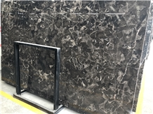 Own Factory Hubei Dark Emperador Marble Slabs