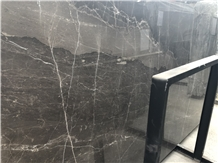 Own Factory Mousse Brown Marble Slab & Tile