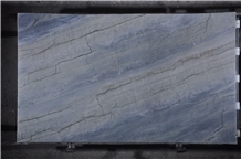 Blue Thunder Quartzite Slab