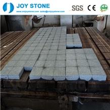 Chinese Cheap Dark Grey Outdoor Cube Granite Paver
