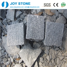 Chinese Cheap Grey Granite Outdoor Paving Stone
