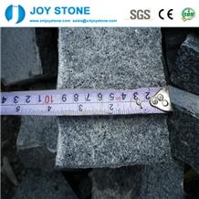 Padang Dark G654 Granite Pallisade for Landscaping
