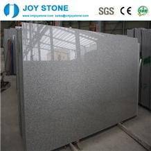 Polished Grey White G603 Granite Slab