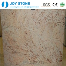 Polished Sivakasi Gold Granite Kitchen Bench Top