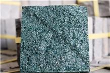 Premium Green Sukabumi Stone Poll Tiles