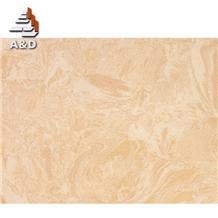 Beige Artificial Marble Engineered Tiles